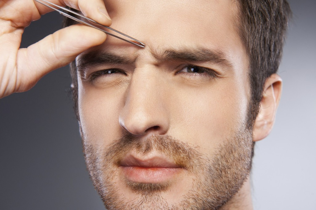 Can I pluck my hair after laser hair removal?