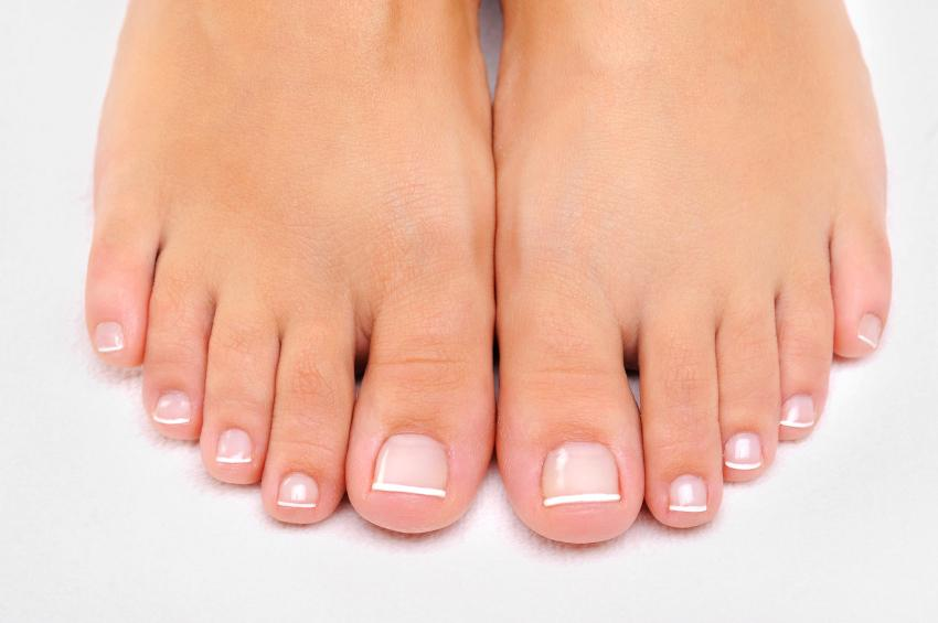 Why are toenails crumbling?