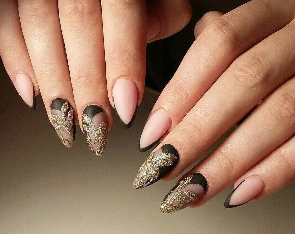How to make sharp nail form