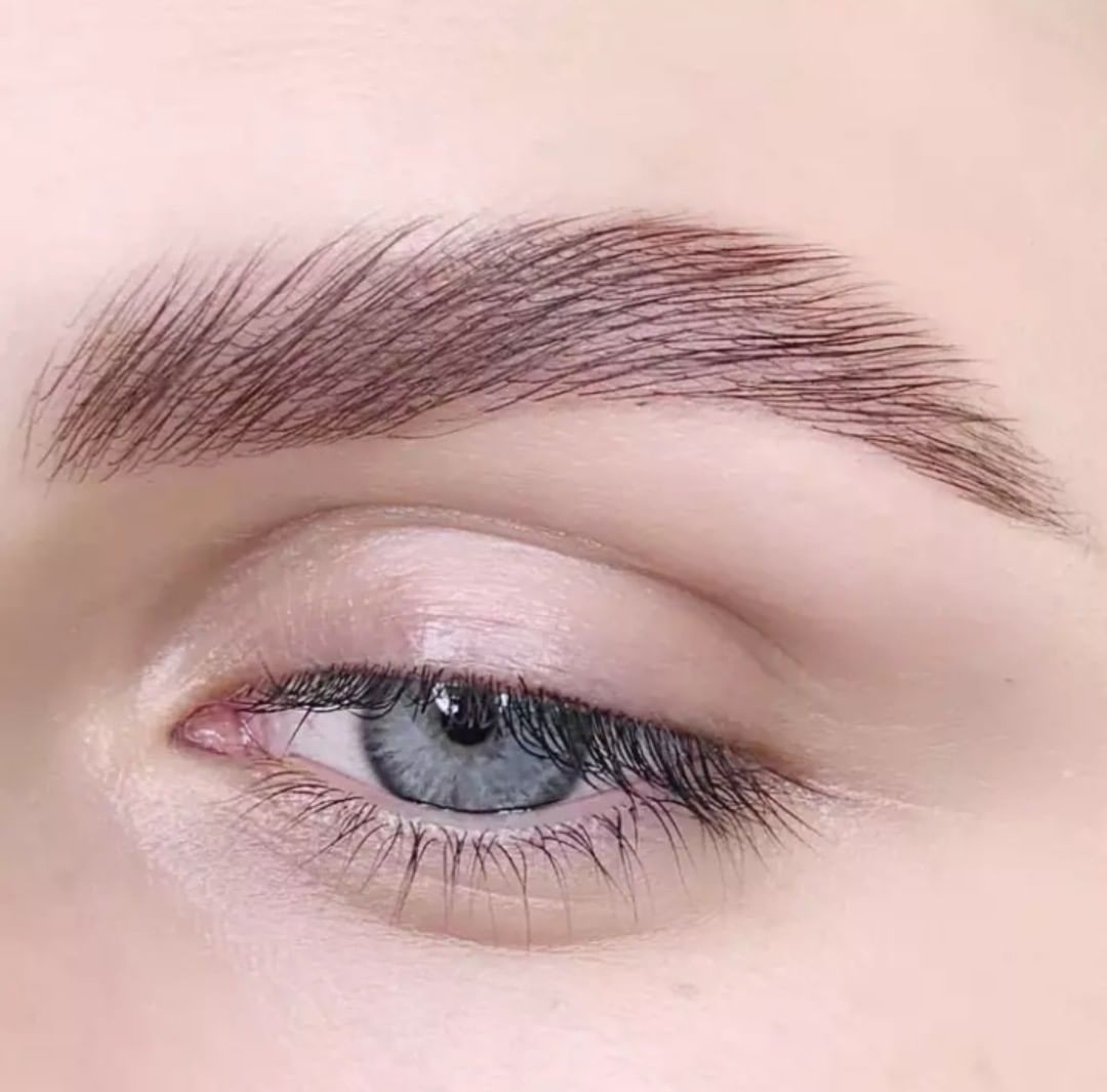 Eyebrow care rules after long-term styling