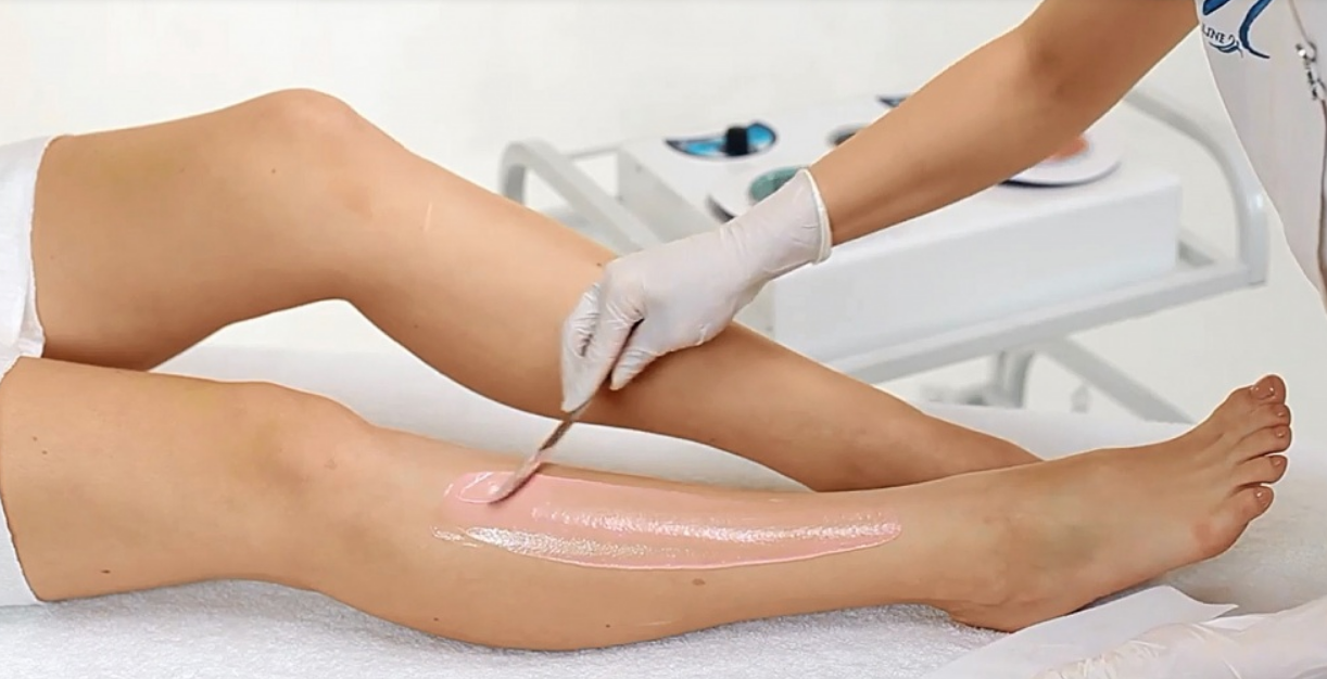 Features of legs hair removal at home