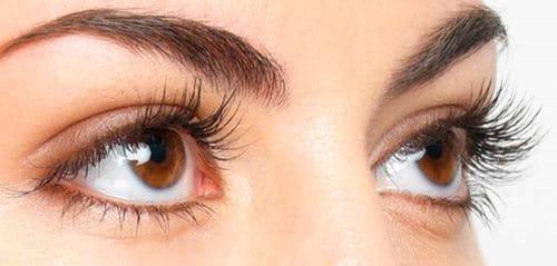 Eyelash lamination allergy