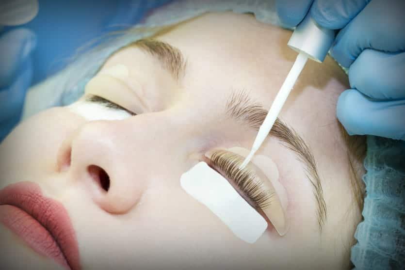 Eyelash Lamination - restrictions after the procedure