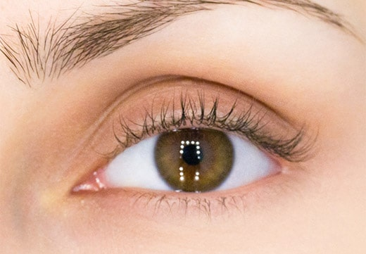 How long does eyelash lamination effect last?