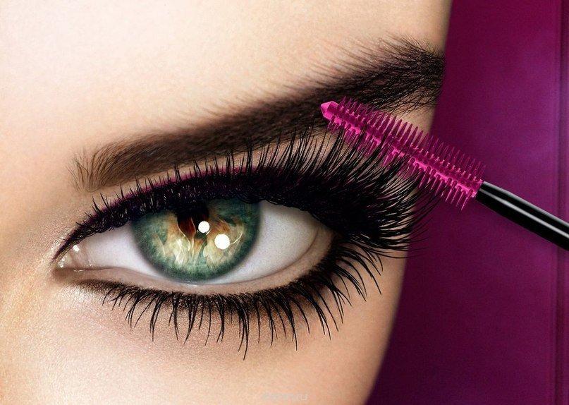 Is it possible to apply mascara on laminated eyelashes