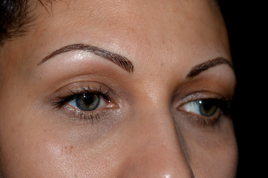 Types of eyebrow permanent make up